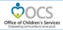 Office of Children's Services logo