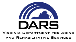 Department for Aging and Rehabilitative Services logo