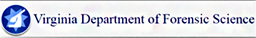 Department of Forensic Science Logo