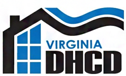 Department of Housing & Community Development logo