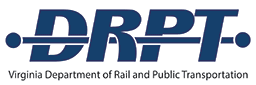 Department of Rail and Public Transportation logo