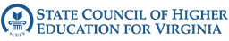 State Council of Higher Education for Virginia logo