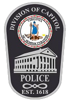 Division of Capitol Police logo